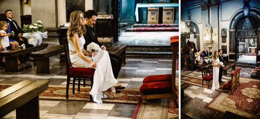 Ślub w Niepołomicach