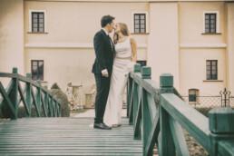 Sesja ślubna w zamku
