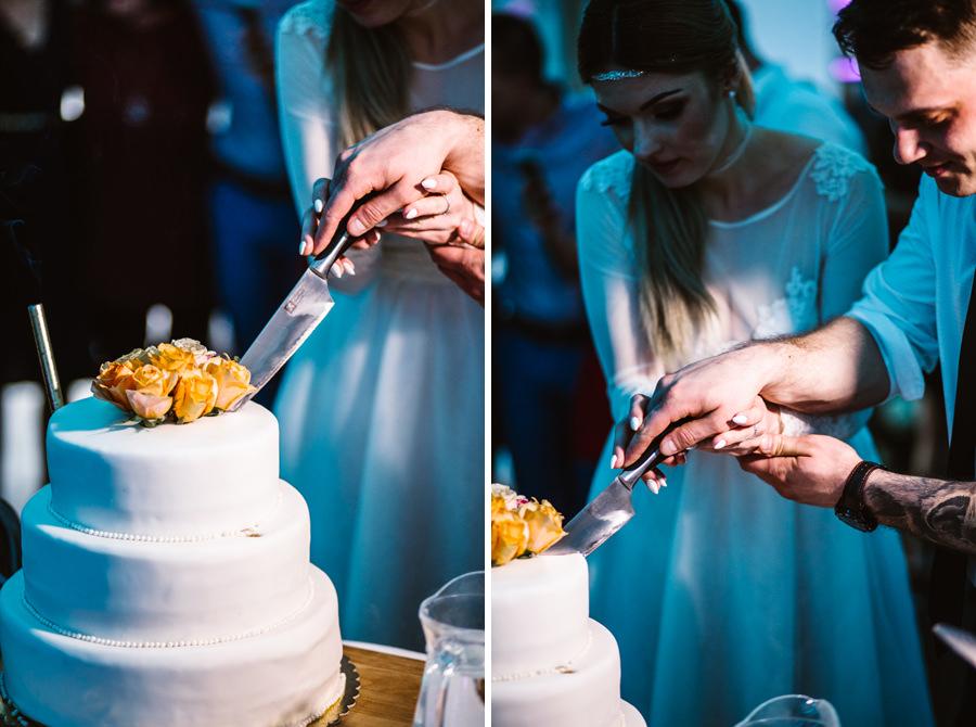 tort weselny kraków