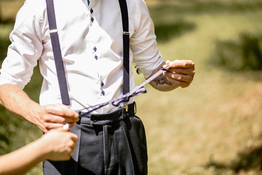 ślub cywilny w parku