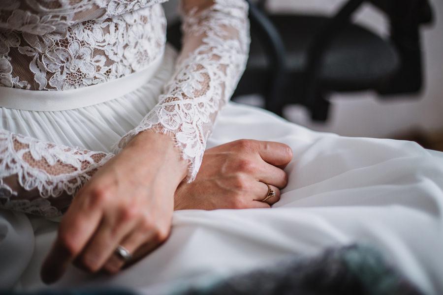 Ślub w Łańcucie