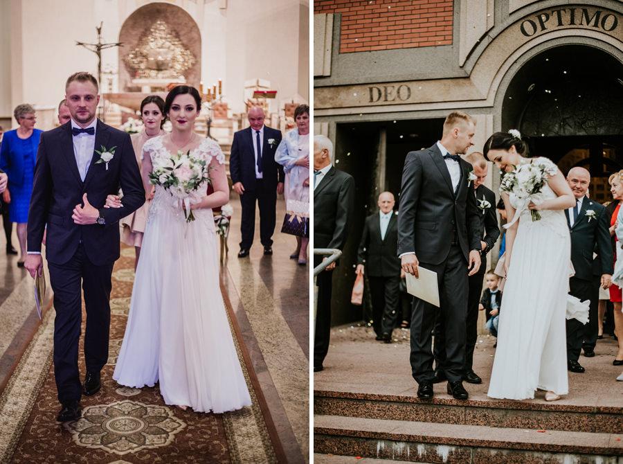 dwóch fotografów na ślubie