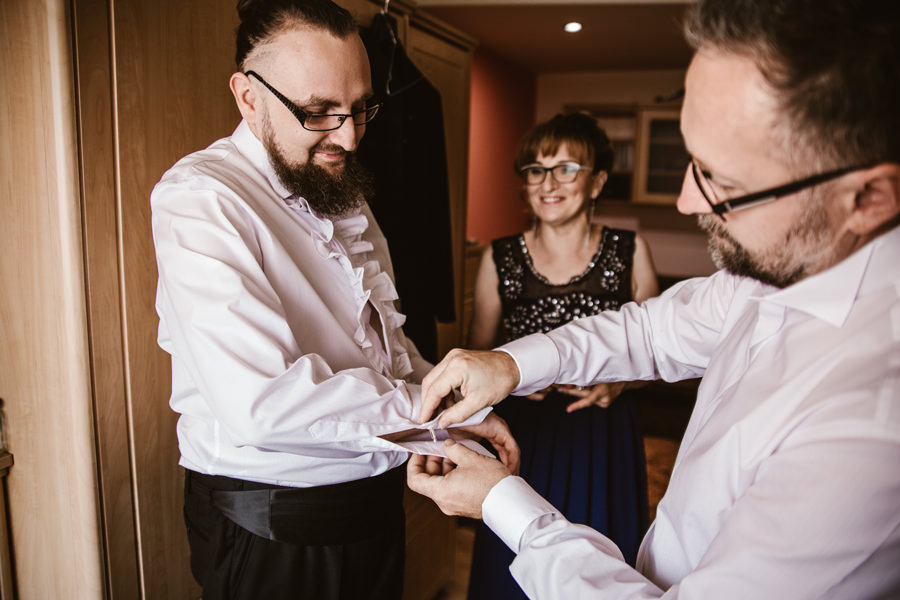 nietypowy ślub