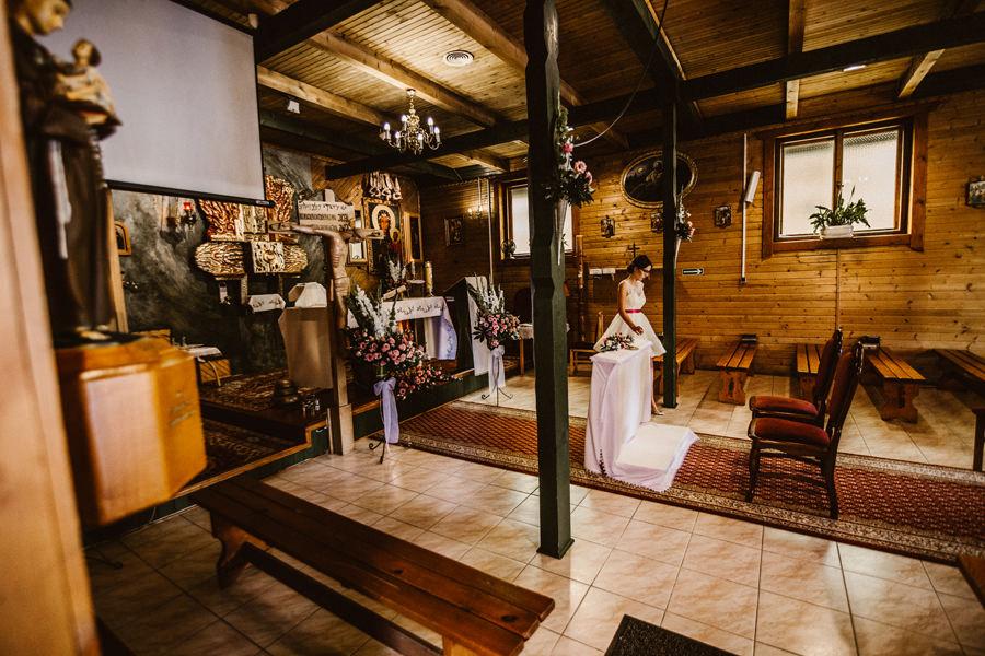 ślub w woli zachariaszowskiej