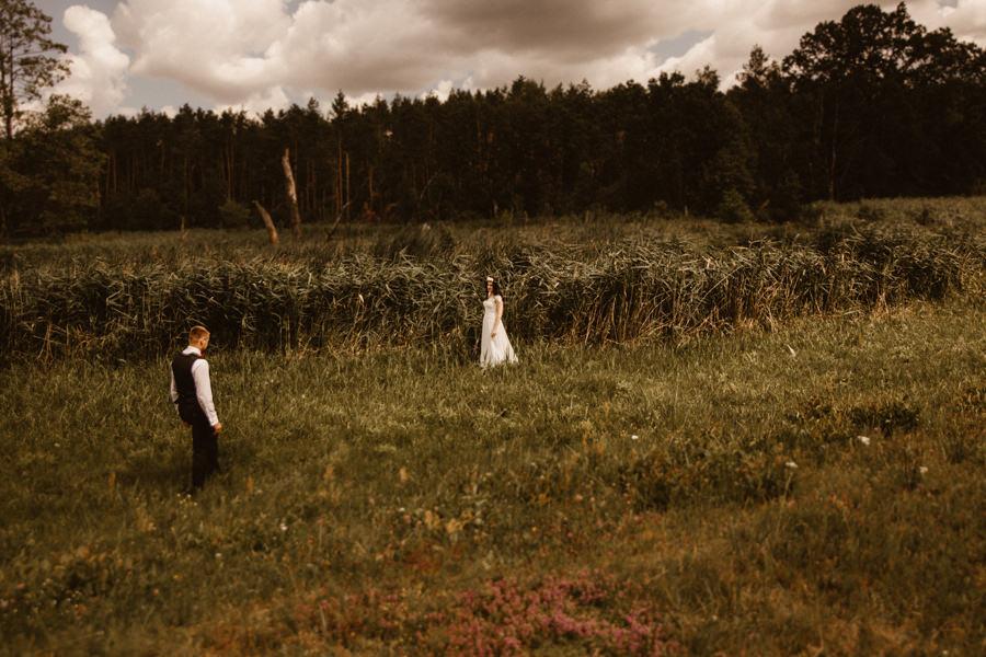 sesja ślubna koło Warszawy