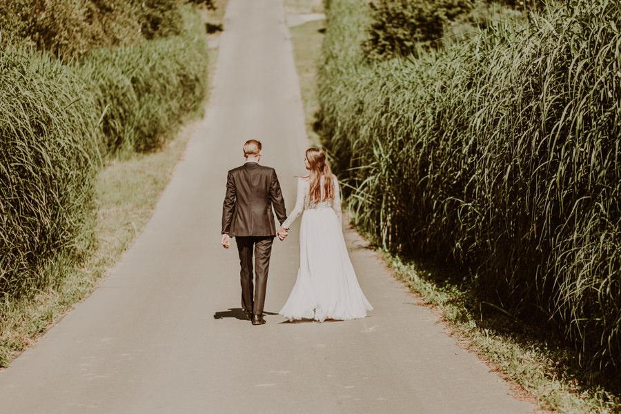 plener ślubny w tataraku
