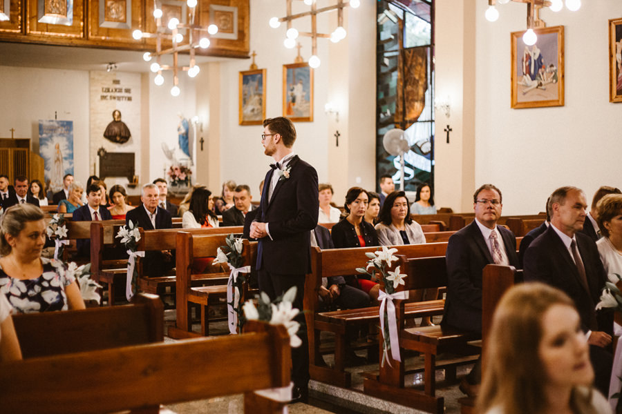 ślub w Skawinie