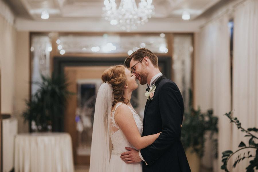 welon na ślubie