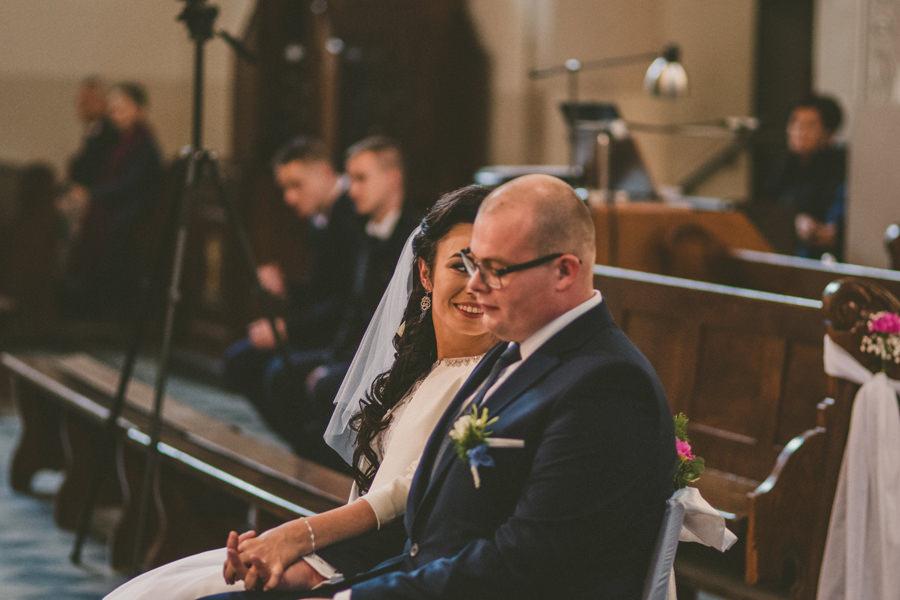 ślub w mogilanach