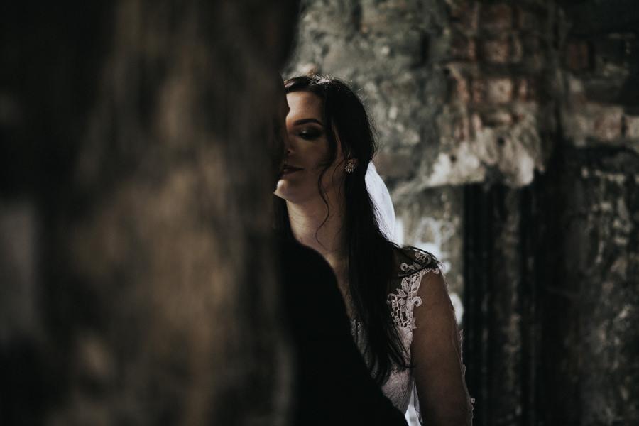 plener w ruinach zamku