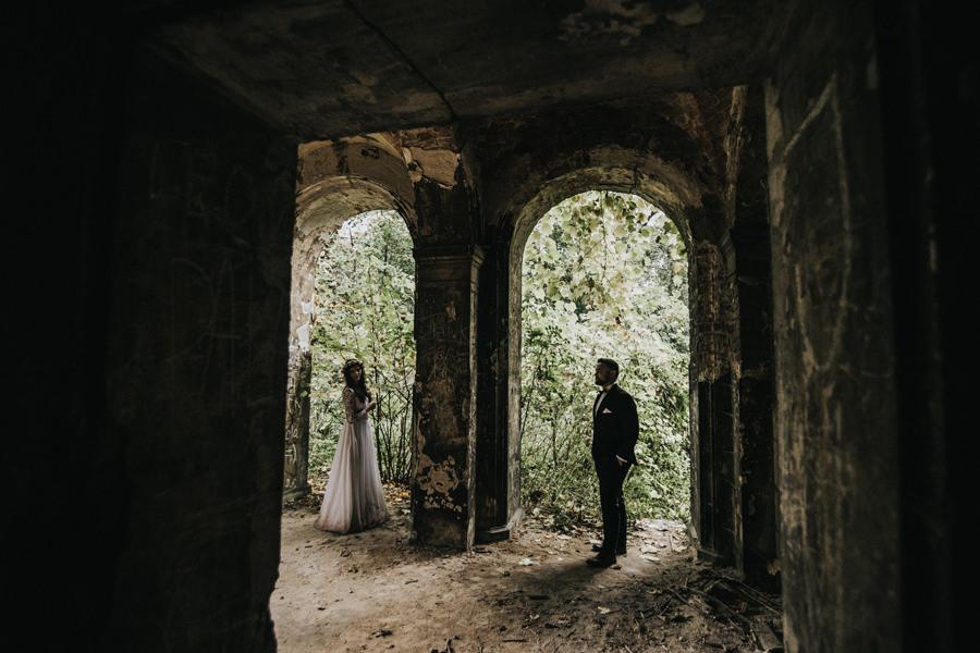 sesja poślubna na śląsku