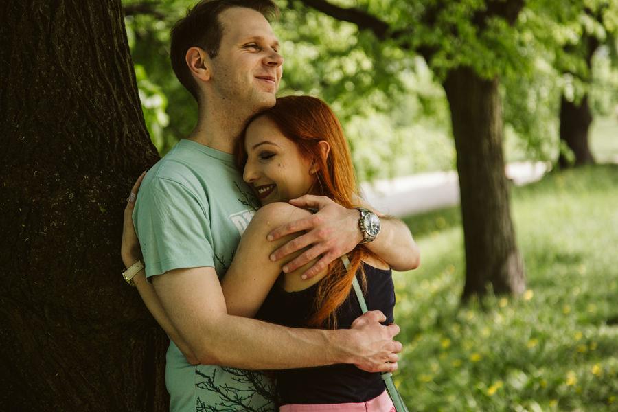 Sesja dla pary w krakowie