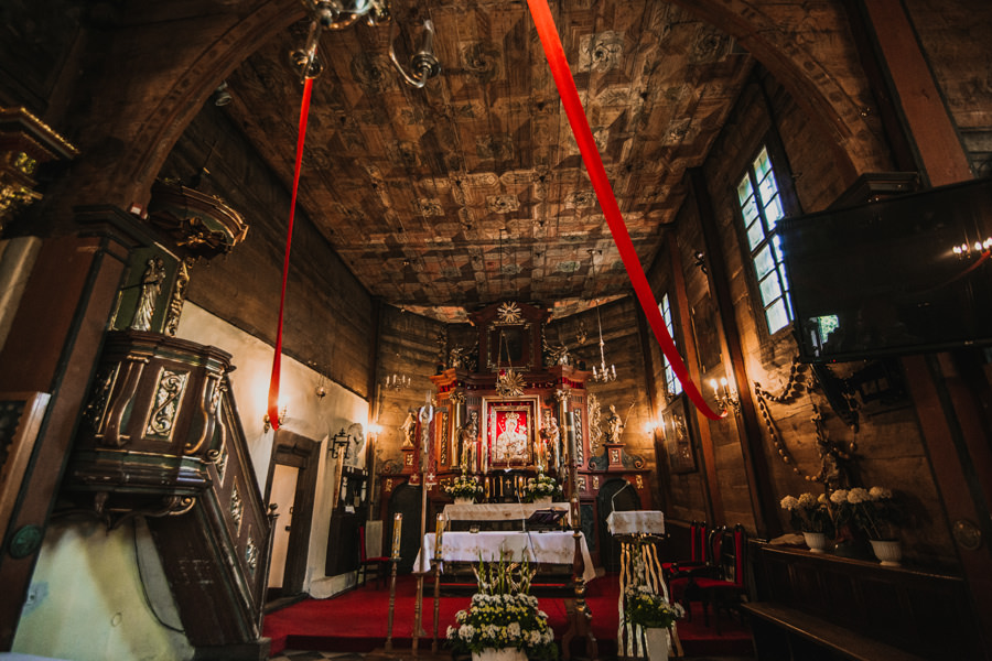 Kościół św. Wojciecha w Modlnicy