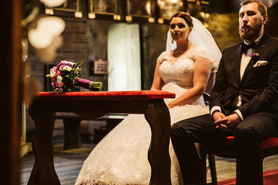 Ślub w Kościele św. Wawrzyńca w Chorzowie