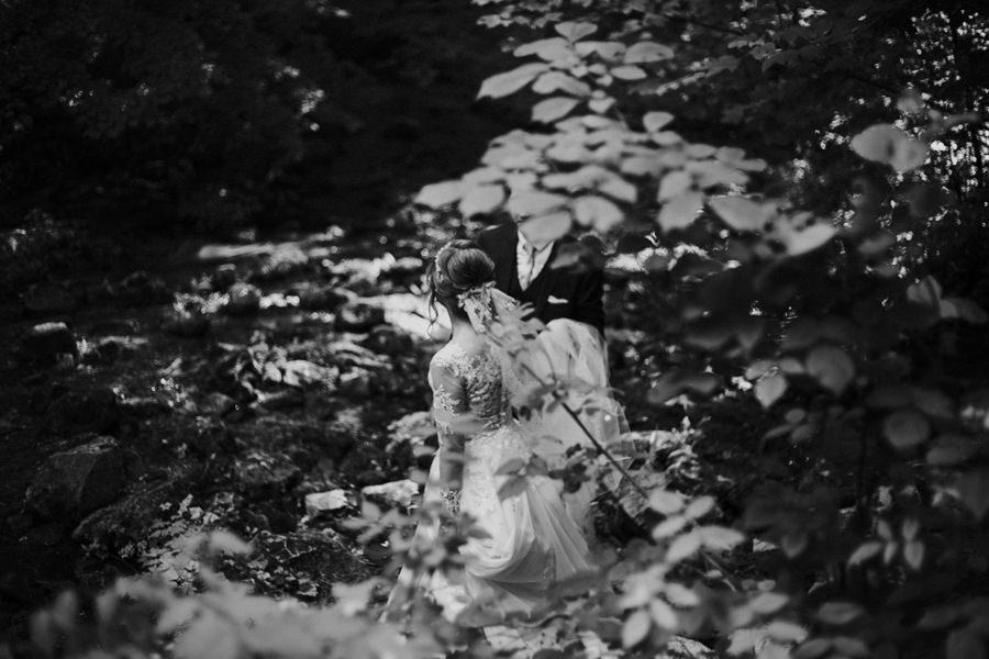 sesja ślubna w dolinkach podkrakowskich