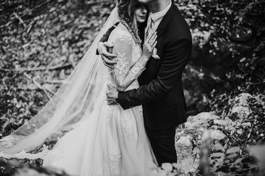 plener poślubny w Krakowie