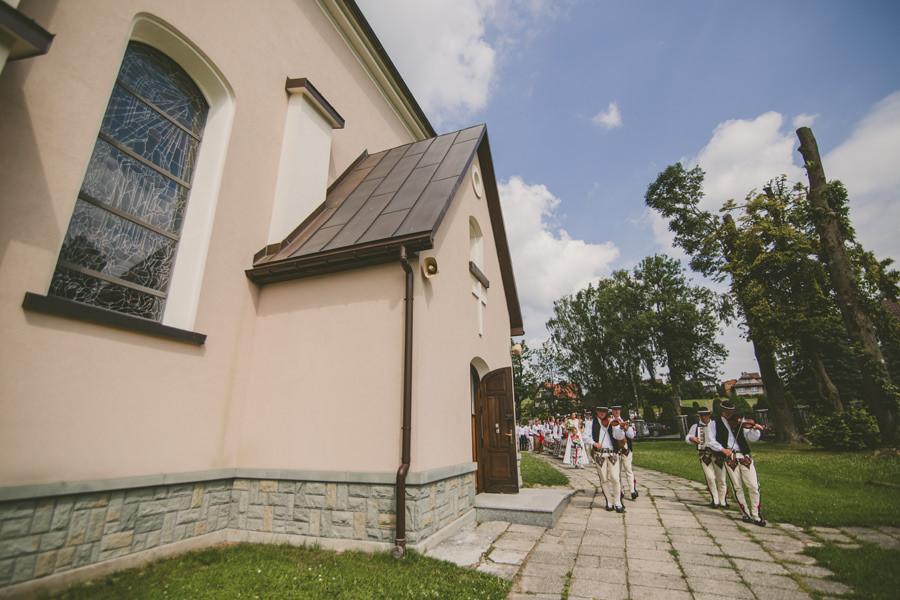 Kościół w Klikuszowej