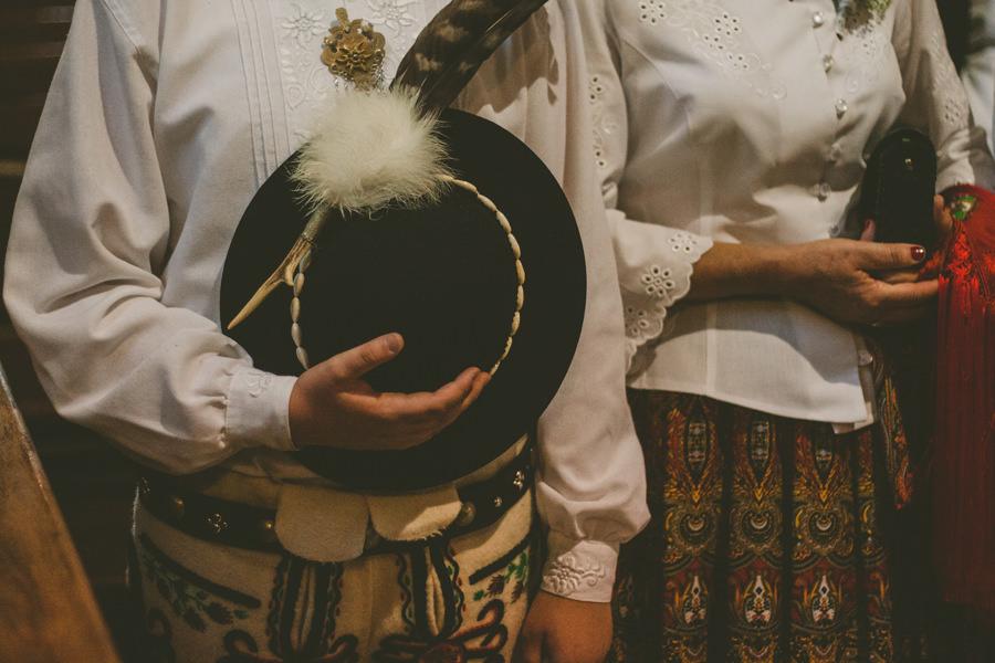 ślub w kościele w Klikuszowej