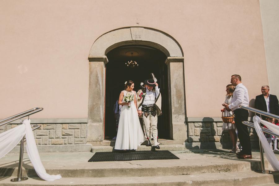 góralski ślub na Podhalu