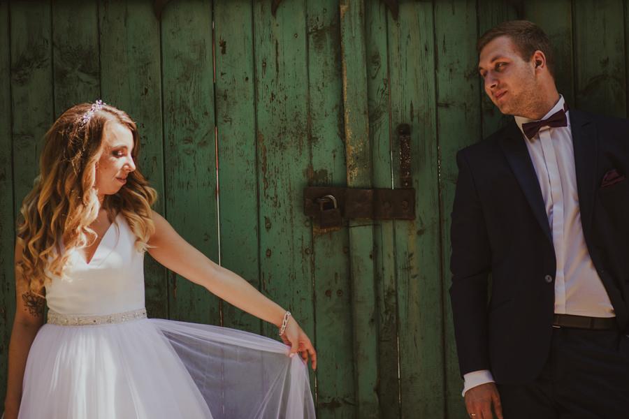 sesja ślubna w Arkadii