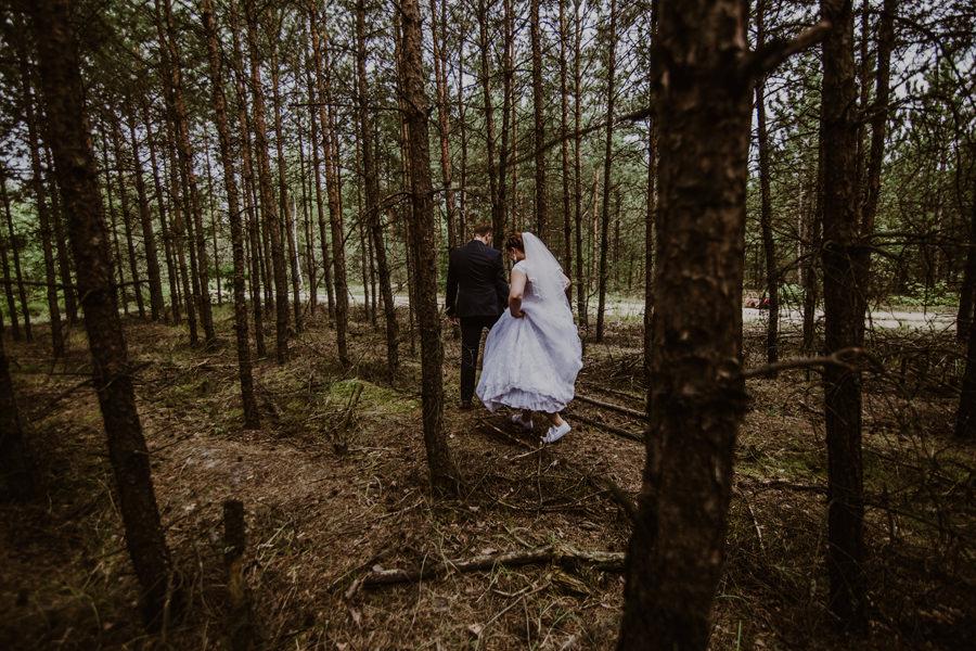 gdzie plener poślubny