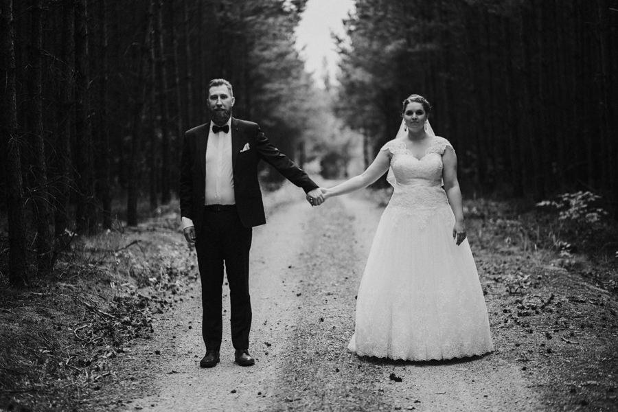 miejsce na plener ślubny