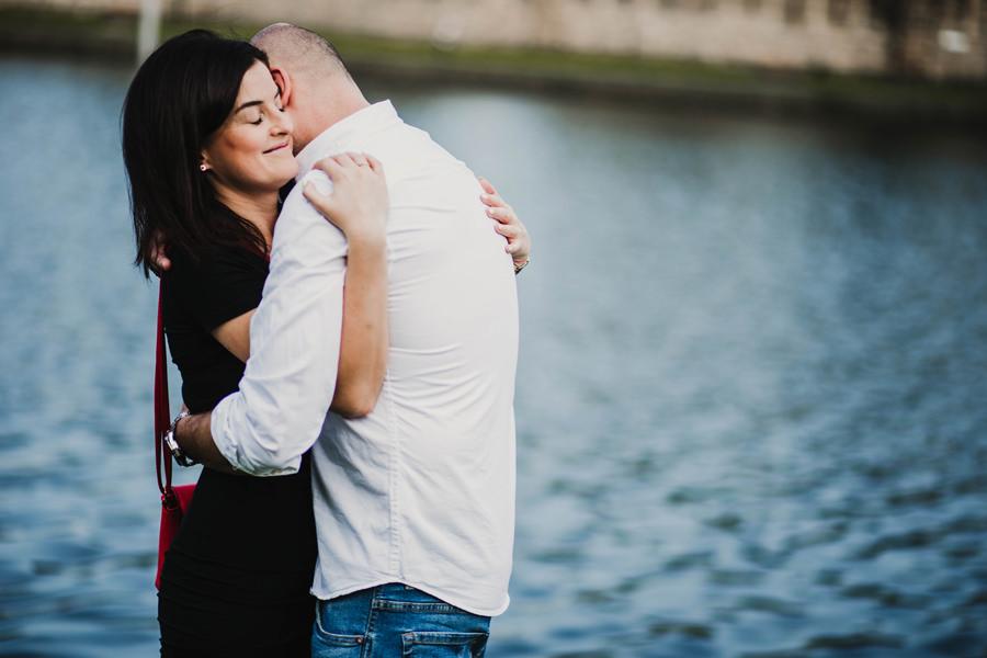 krakowska sesja przedślubna