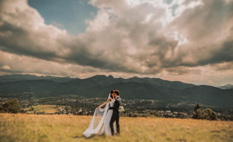 plener w Tatrach