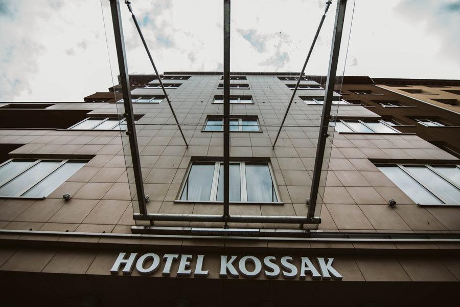 wesele w hotelu kossak w krakowie