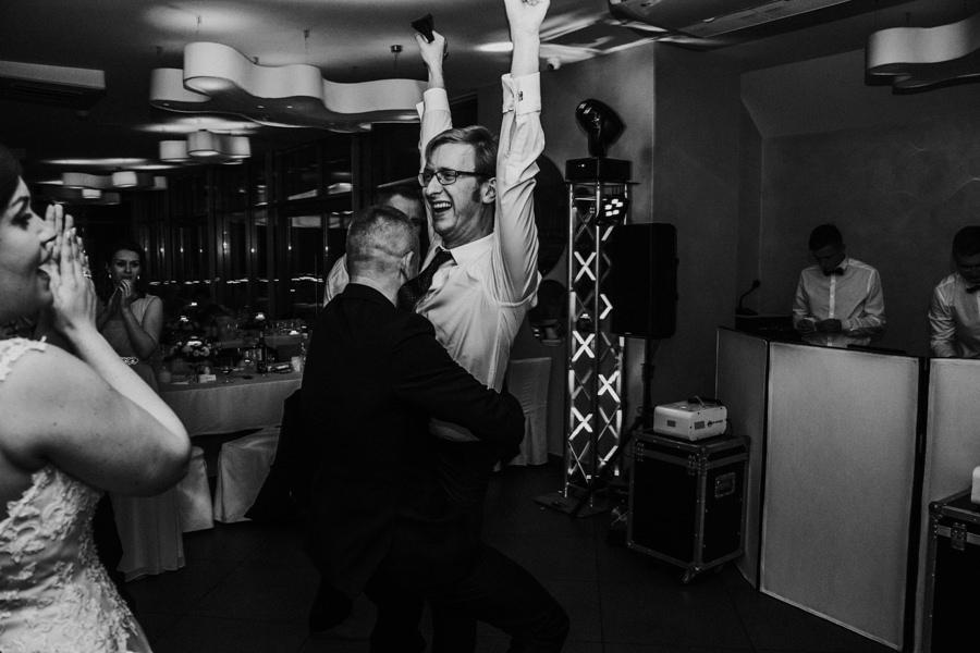 przyjęcie weselne w hotelu kossak