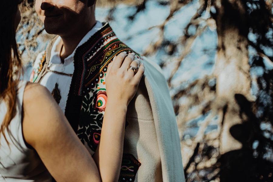 Sesja ślubna Strbske Pleso