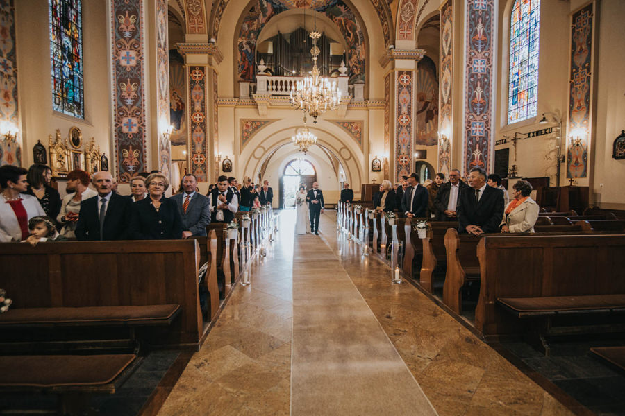 kościół w Radomiu