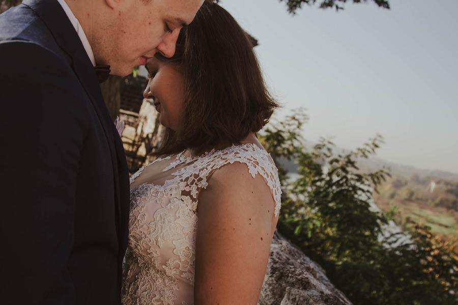 sesja ślubna w Tyńcu