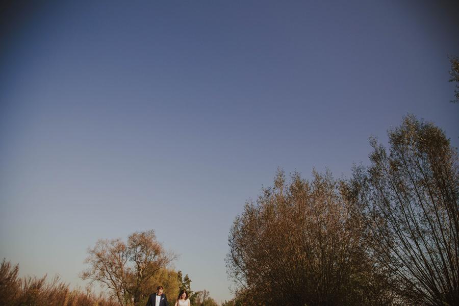 sesja ślubna nad wisłą