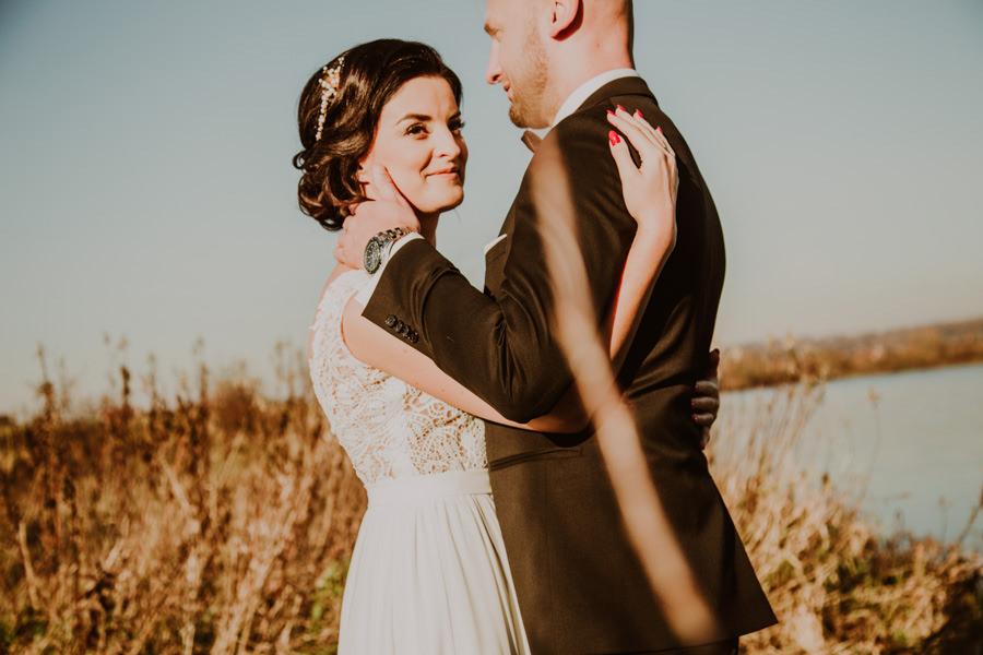 sesja ślubna w okolicach Krakowa