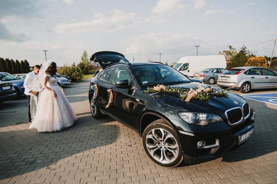 auto doślubu siedlce