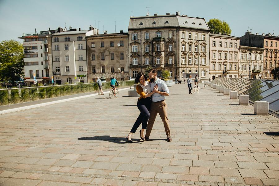 Taniec w krakowie