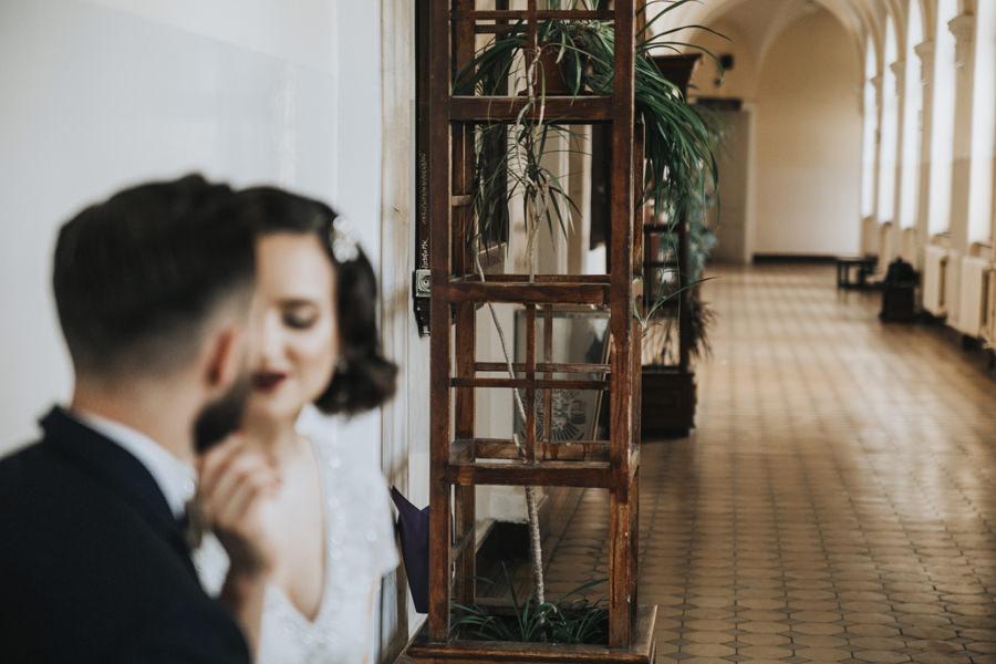 Stylowa Sesja ślubna w Krakowie