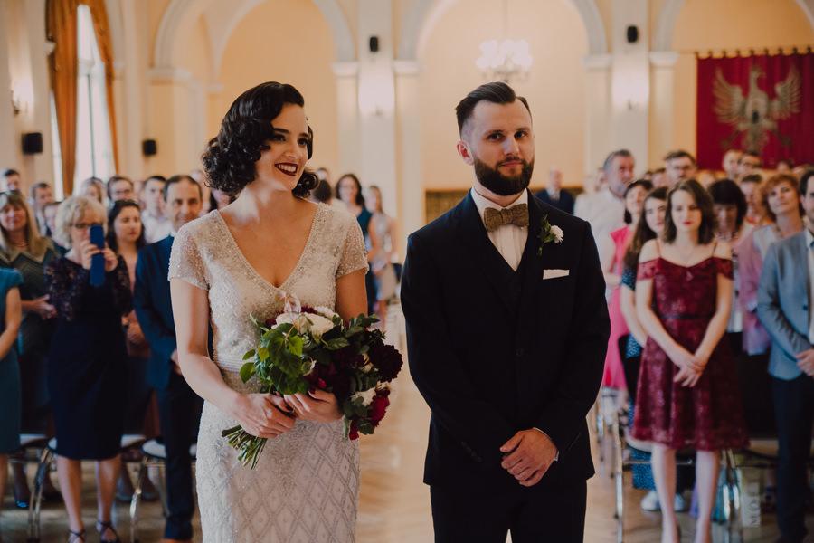 ślub w nietypowym miejscu