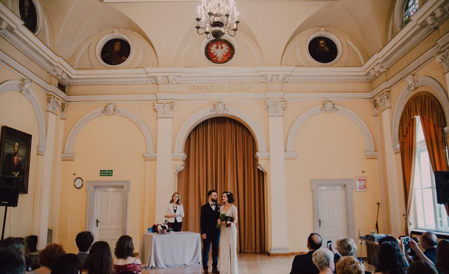 gdzie zorganizować ślub cywilny w krakowie