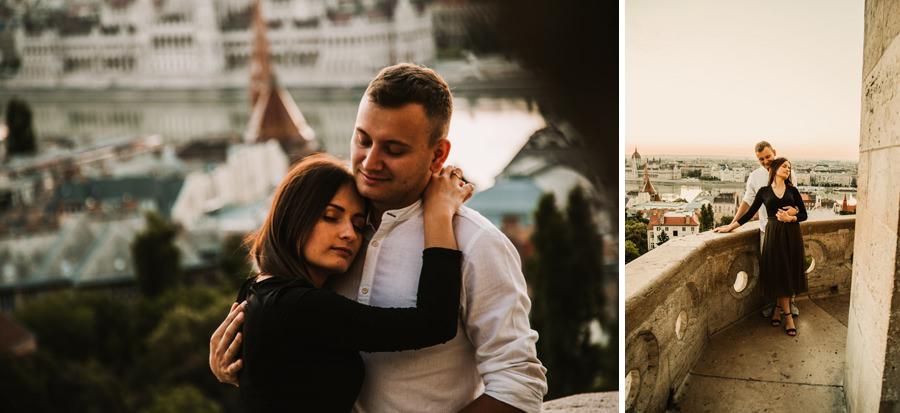 sesja ślubna w Budapeszcie
