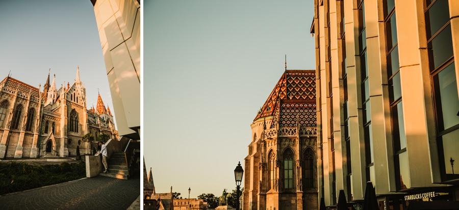 engagement photoshoot in Budapest