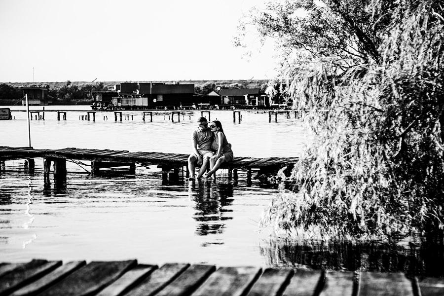 Bokodi Floating Village