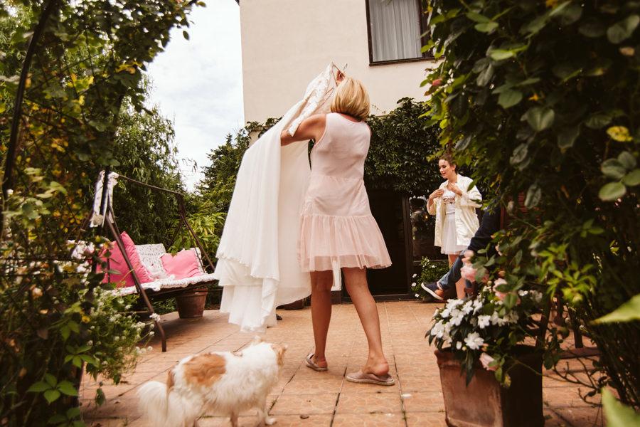 suknia ślubna Bielsko-Biała
