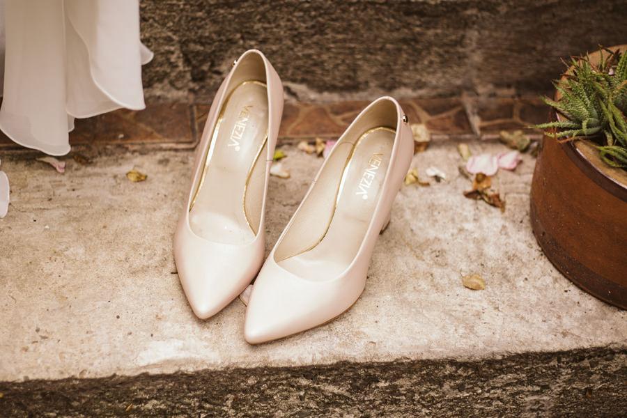 buty ślubne Venezia
