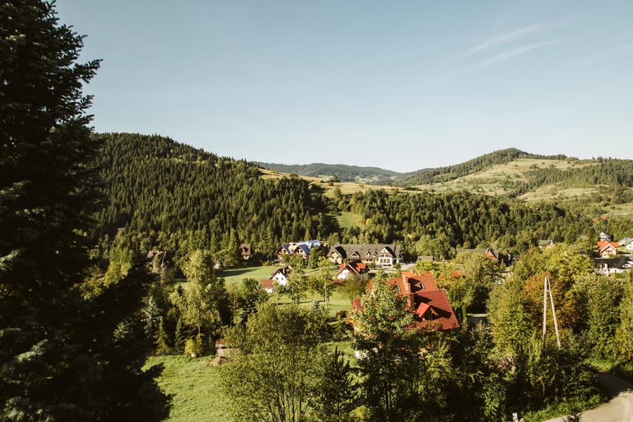 Górski Raj Koninki