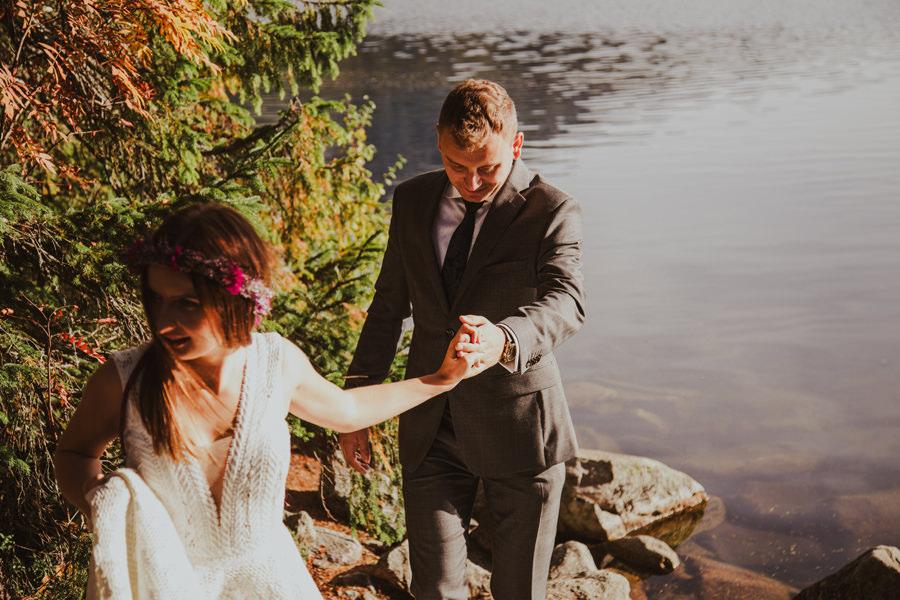 Sesja ślubna na Słowacji