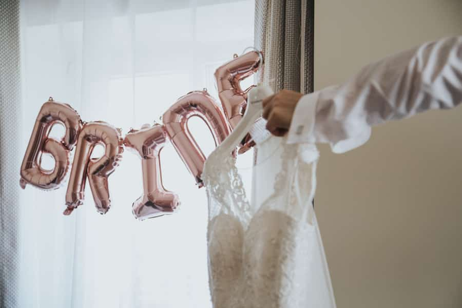 balony bride