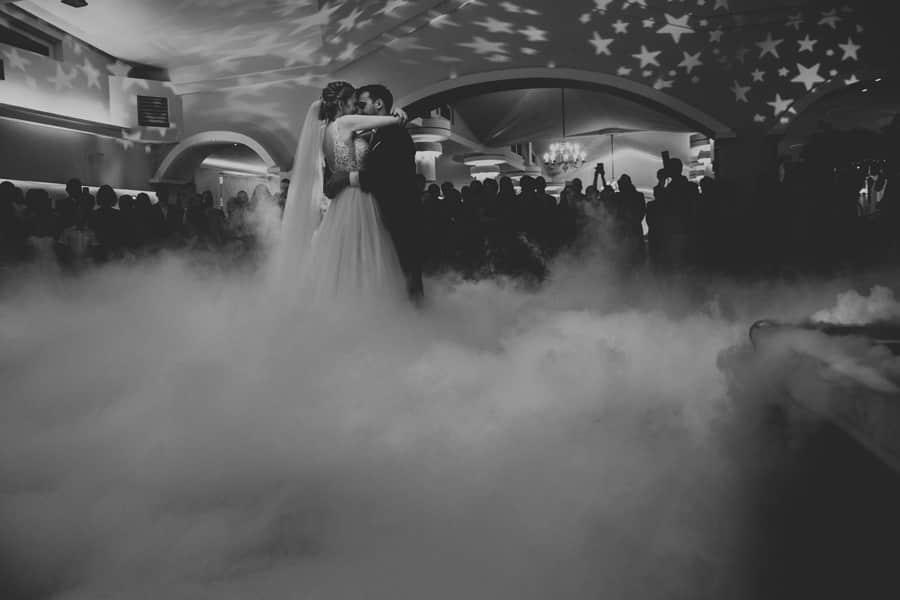 wesele w święto zakochanych