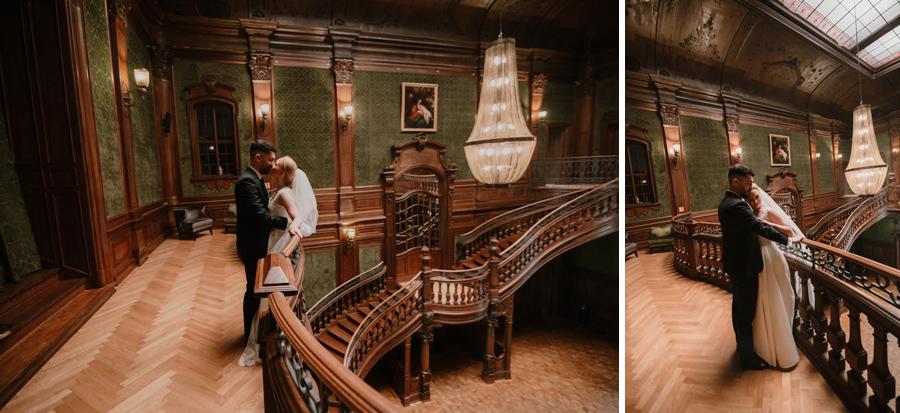 ślub w Pałacu Goetzów